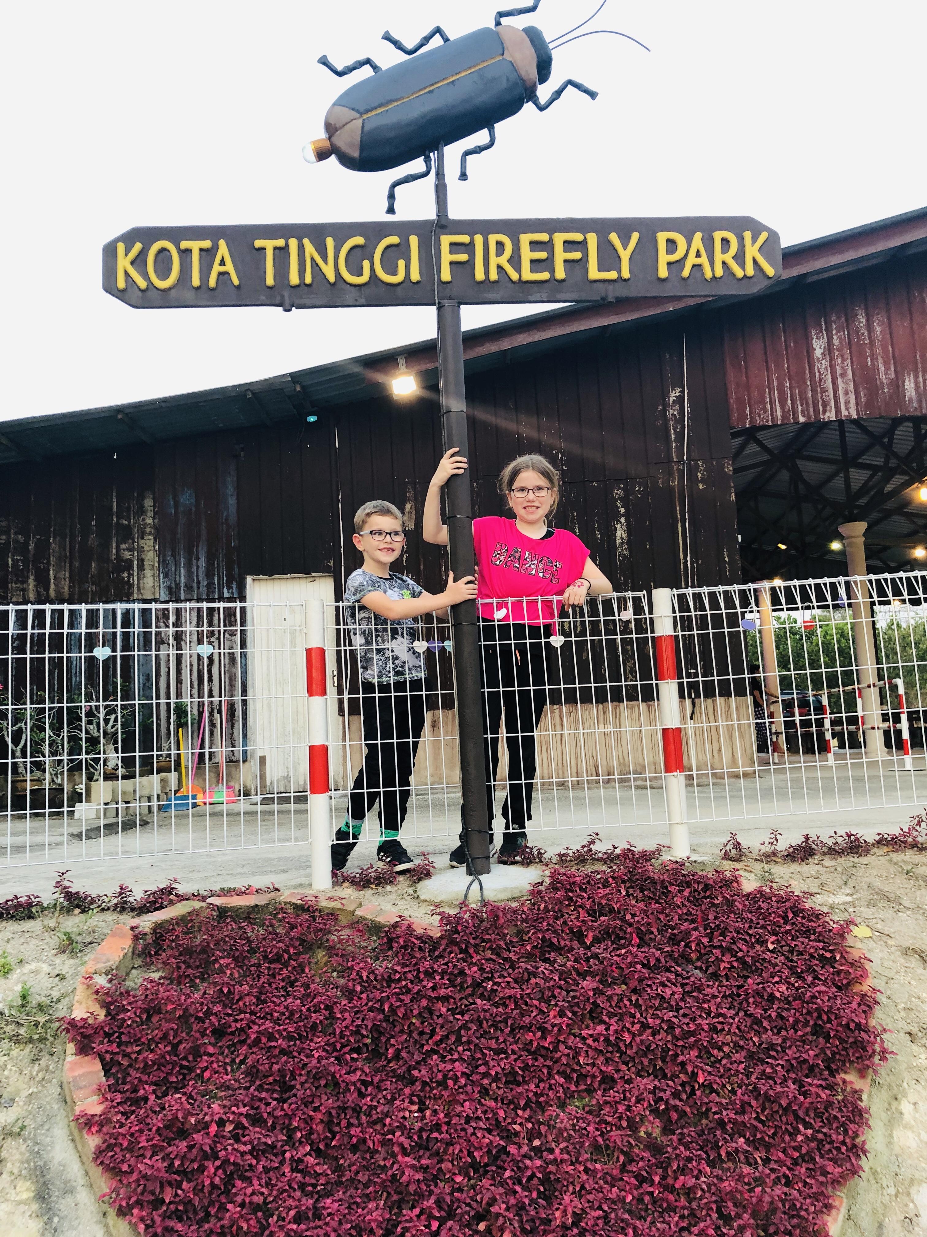 Kota Tinggi Firefly Park Johor
